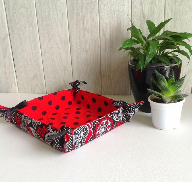 Bread Basket FREE Sewing Tutorial