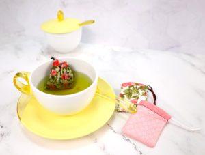 Reusable Tea Bags FREE Sewing Tutorial