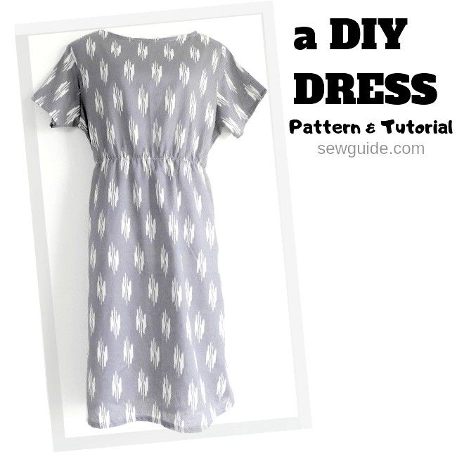 Everyday Dress FREE Sewing Tutorial