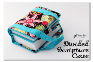 Scripture Case FREE Sewing Tutorial