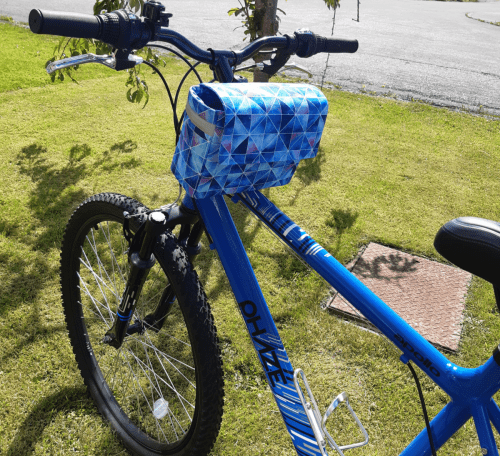 Bike Bag FREE Sewing Tutorial