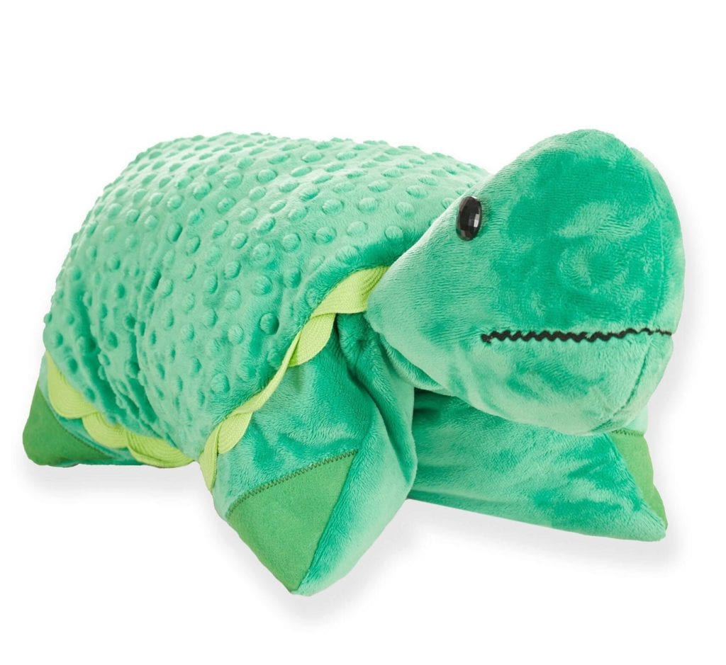Tommy Turtle Pillow FREE Sewing Pattern