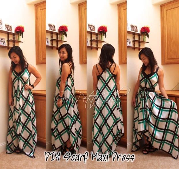 Maxi Dress DIY Tutorial
