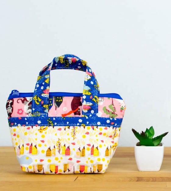 Tiny Bag FREE Sewing Tutorial