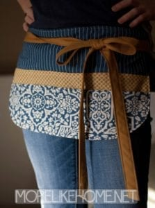 Craft Show Apron FREE Sewing Tutorial