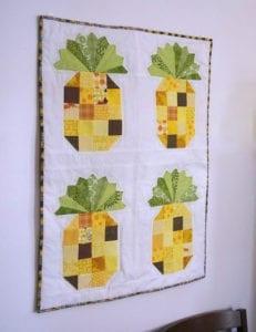 Pineapple Wall Hanging