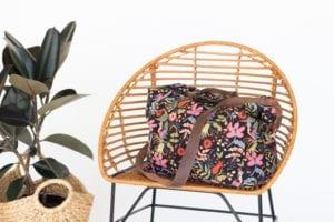 Weekender Bag FREE Sewing Tutorial