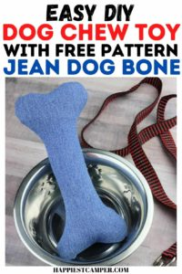 Dog Chew Toy FREE Sewing Tutorial