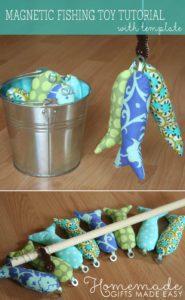 Homemade Toddler Toys FREE Sewing Tutorial