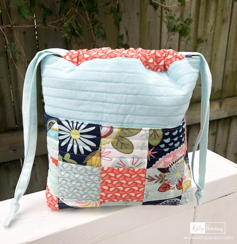 Project Bag FREE Sewing Tutorial