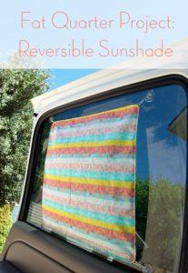 Car Sunshade FREE Sewing Tutorial