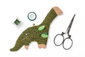 FREE Dinosaur Sewing Patterns